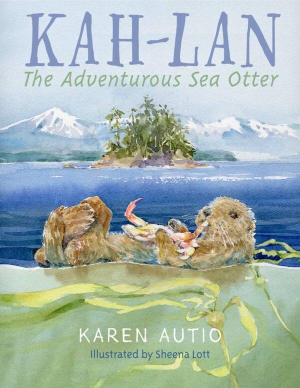 Kah-Lan the Adventurous Sea Otter
