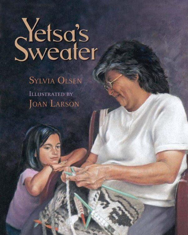 Yetsa's Sweater (softcover)
